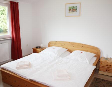 Ferienwohnung Birne - Eines der über 2 Schlafzimmer