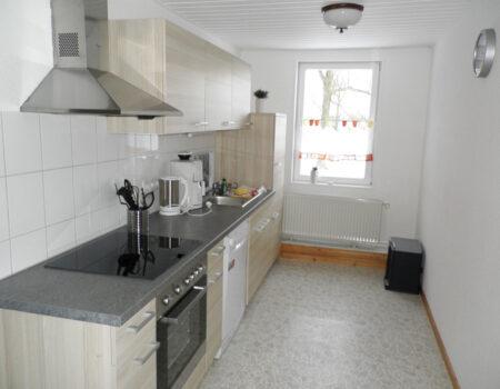 Ferienwohnung Kirsche - Einbauküche mit Komplettaustattung