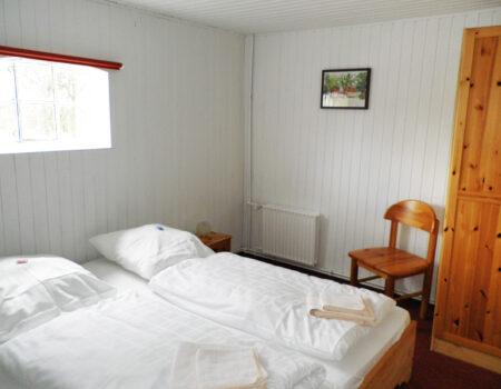 Ferienwohnung Nuss - Eines der 2 Schlafzimmer