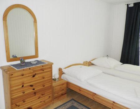 Ferienwohnung Pappel - Eines der über 2 Schlafzimmer