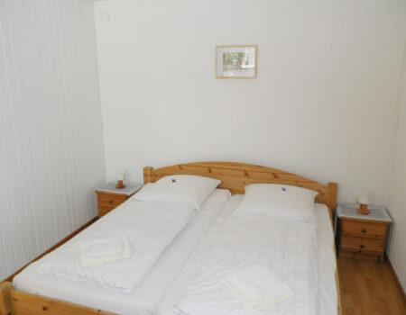 Ferienwohnung Platane - Eines der über 2 Schlafzimmer