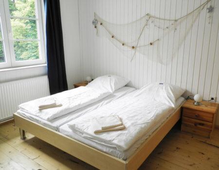 Ferienwohnung Ulme - Eines der über 2 Schlafzimmer