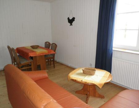 Ferienwohnung Ulme - Wohnbereich